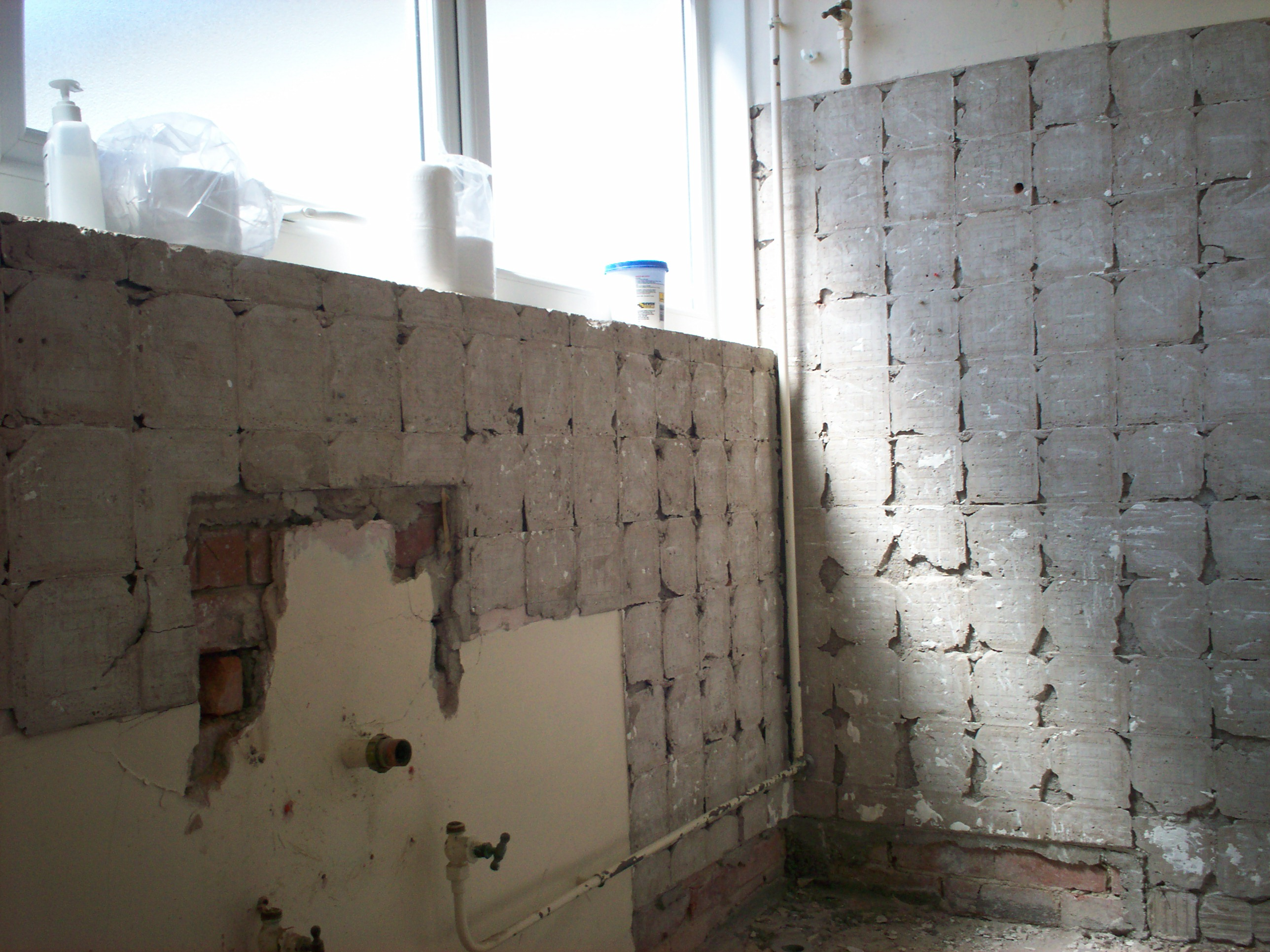 Plastering Project in Lancaster